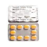 Cialis (Sunrise) Double Strength 20mg per tab, 10 tabs