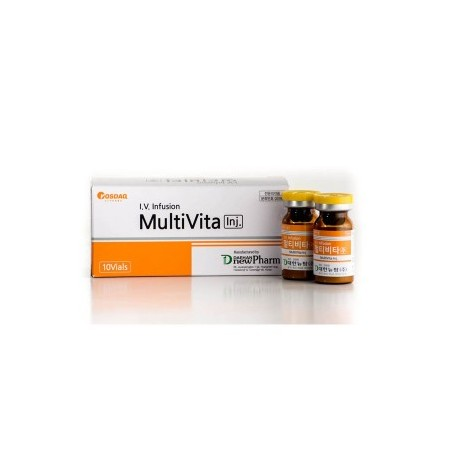 Injectable Multivitamins All in One Complex, 1 vial