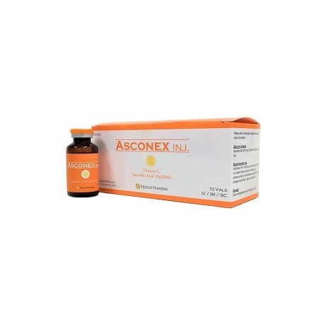 Vit C, 20 dosages, Injectable 20ml vial, 10000mg!