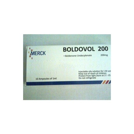 Boldenone 200 10ampoules 200mg/amp