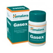 Himalaya Gasex Tablets Improves Digestion Relieves Gaseous Distension